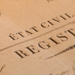 5 dates you need to know about French civil registration
