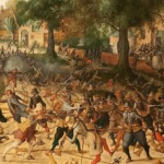 The Thirty years' war in north-eastern France