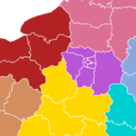 Where to find French archives: an overview of French administrative divisions