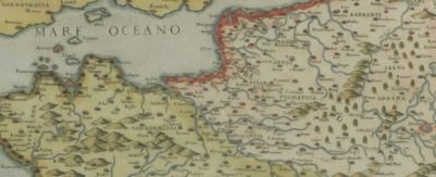 How to find old maps of France online